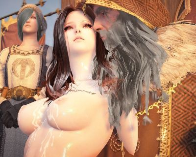 Black Desert Sorceress - part 5