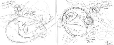 Natsumemetalsonic Sketches 2