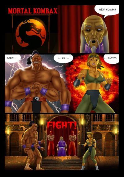Mortal Kombax