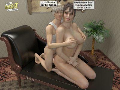 Mother + Son Incest - part 3