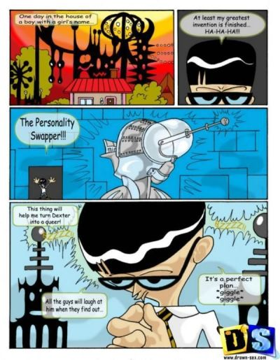 Dexter's Laboratory – Special Weapons